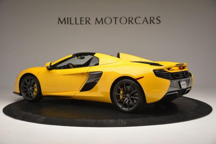 McLaren 650S Spider cars wallpaper