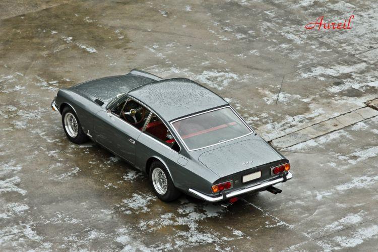 1970 Ferrari 365-GT 2+2 cars classic wallpaper