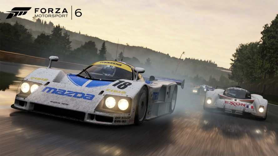 forza Motorsport-6 VideoGames racecars cars wallpaper