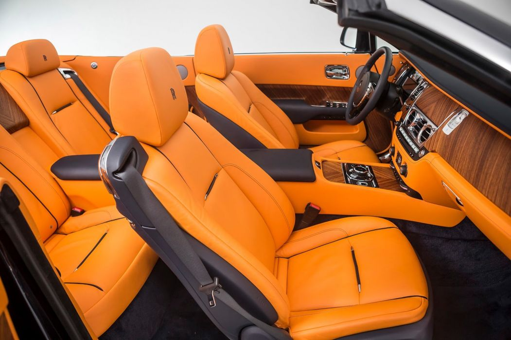 Rolls-Royce ghost convertible Dawn cars 2015 wallpaper