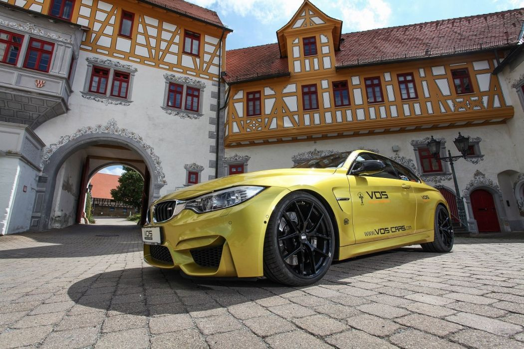 2015 VOS BMW-M4 coupe cars modified wallpaper
