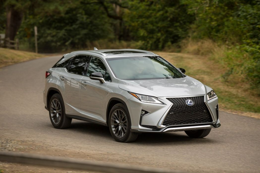 2016 Lexus Rx 450h F Sport Luxury Suv Cars Wallpaper
