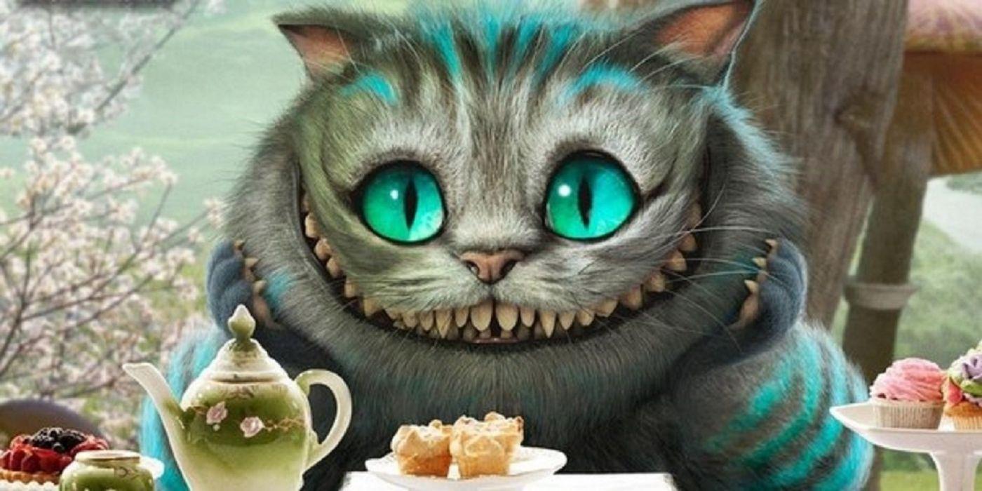 Chessire Cat wallpaper
