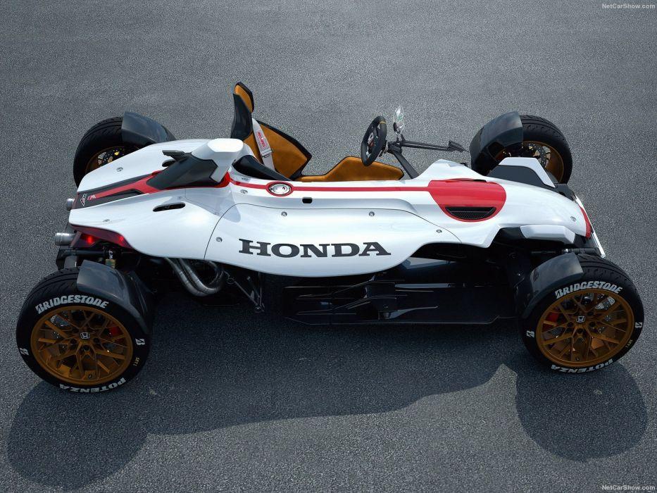 Honda Project 2and4 cars 2015 Concept wallpaper