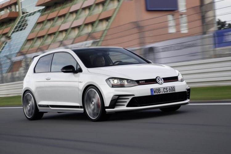 2015 cars clubsport Concept golf gti volkswagen wallpaper