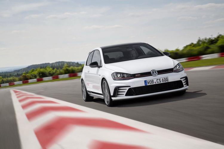 2015 cars clubsport Concept golf gti volkswagen wallpaper