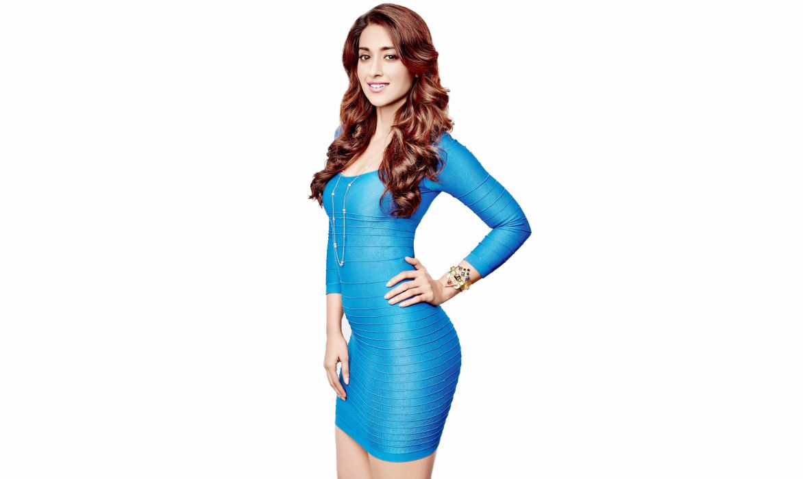 Ileana DCruz actress model girl beautiful brunette pretty cute beauty sexy hot pose face eyes hair lips smile figure indian  wallpaper