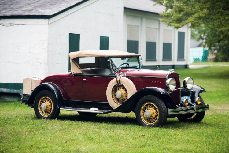 1929 Chrysler Series-75 Roadster cars classic wallpaper