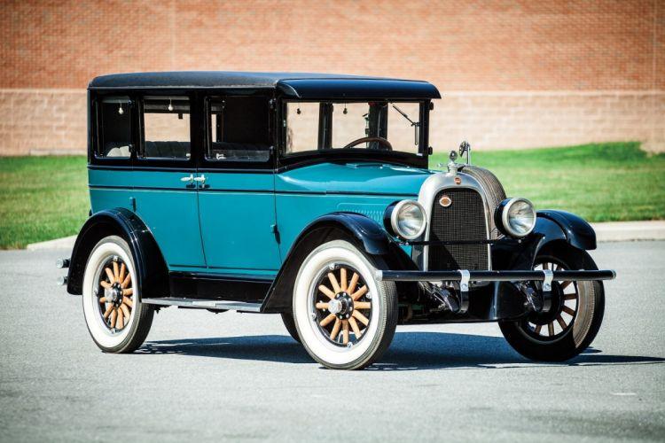 1927 Whippet Model-96 Sedan cars classic wallpaper