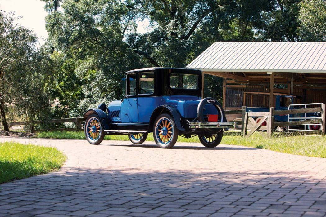 1923 Oldsmobile Model 43-AC Brougham cars classic wallpaper