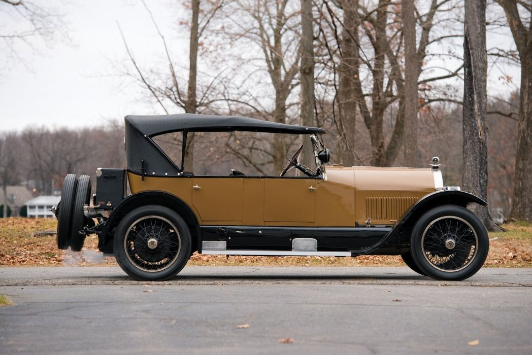 1921 Stutz Series-K Bulldog 4-passenger Touring cars classic wallpaper