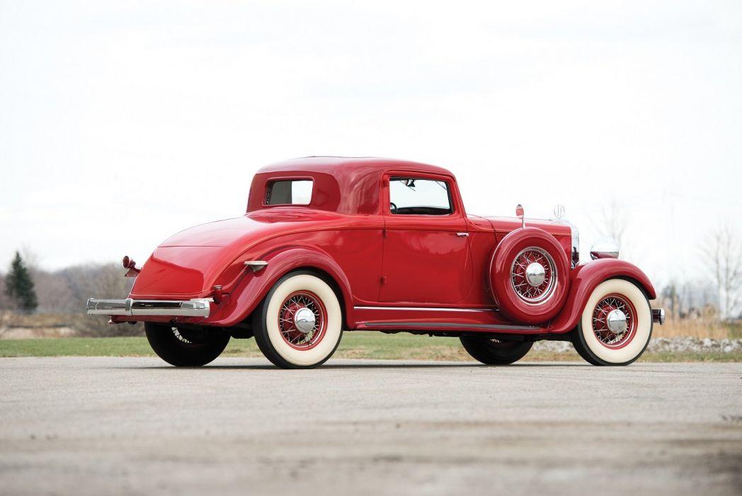 1932 Hupmobile Model I-226 Coupe cars classic wallpaper