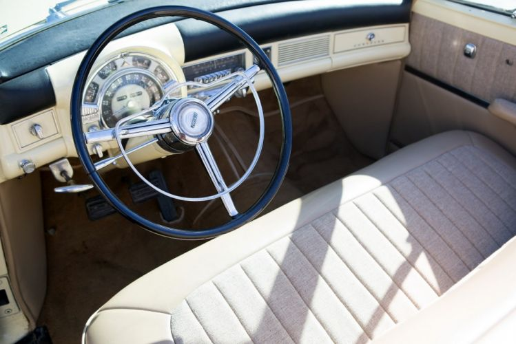 1953 Chrysler New Yorker DeLuxe Convertible cars classic wallpaper