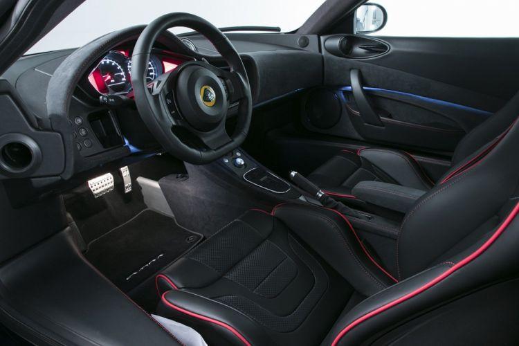 2015 Lotus Evora V 6 Sports Racer LHD cars wallpaper