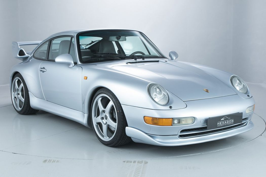 1997 Porsche 911 Carrera-2 coupe cars wallpaper