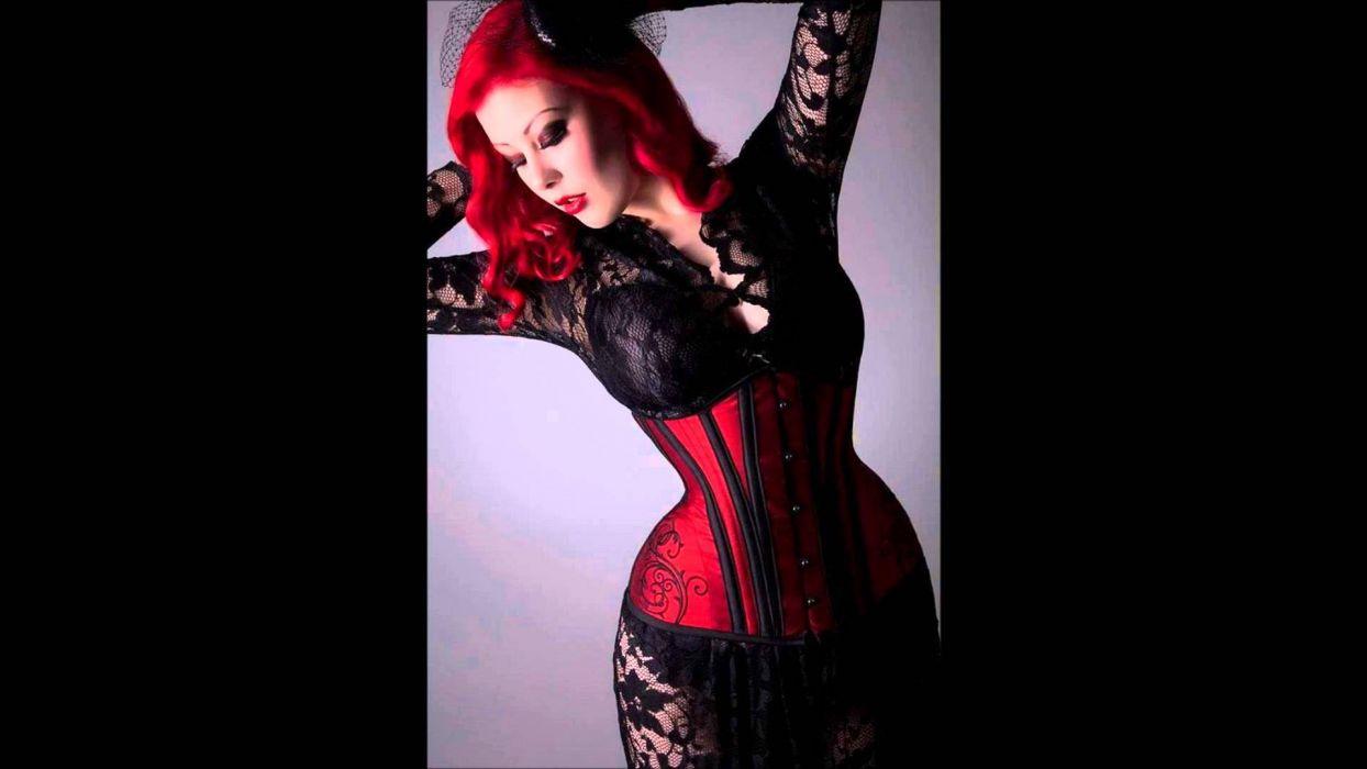 dark emo gothic fetish girl girls vampire cyber goth wallpaper