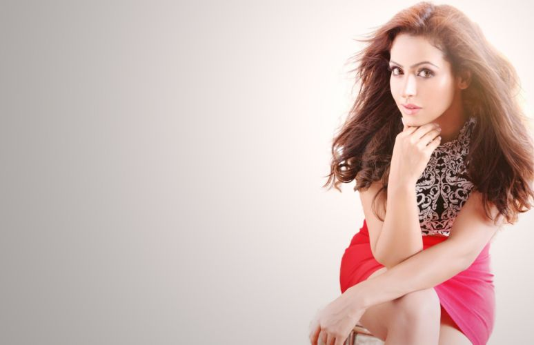 nandini rai bollywood actress model girl beautiful brunette pretty cute beauty sexy hot pose face eyes hair lips smile figure indian wallpaper