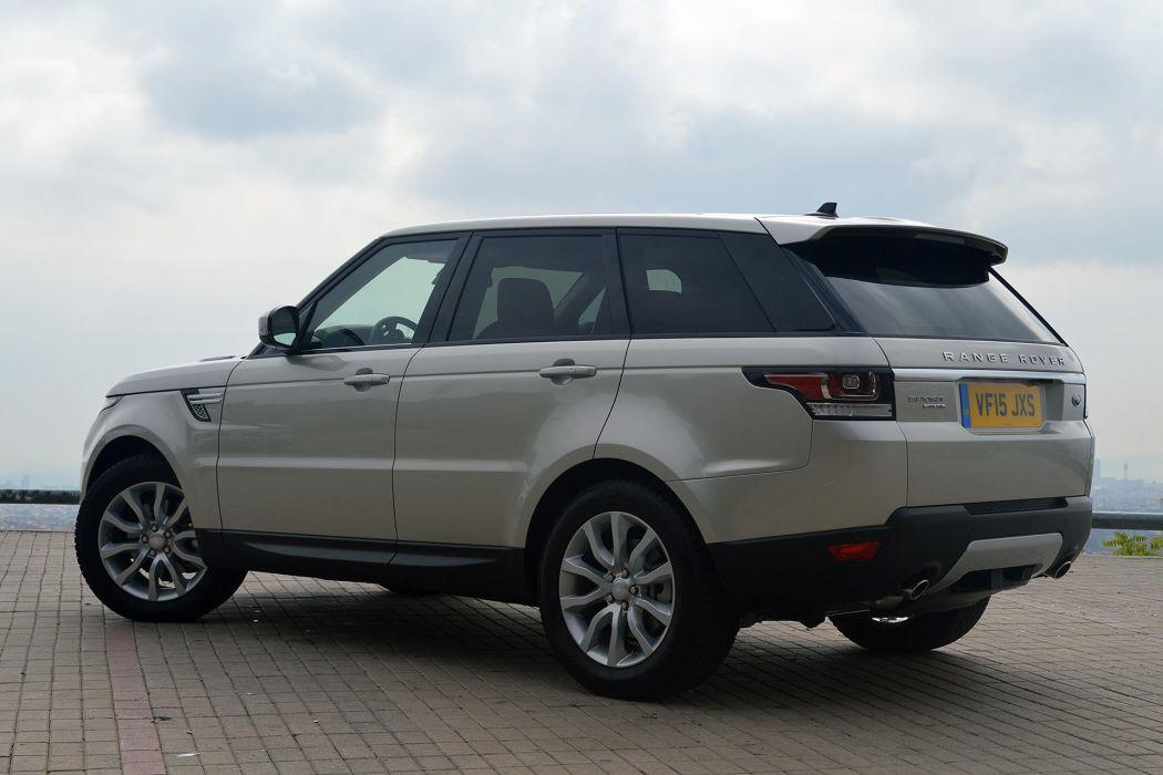2016 Land Rover Range Rover Sport Td6 cars suv wallpaper