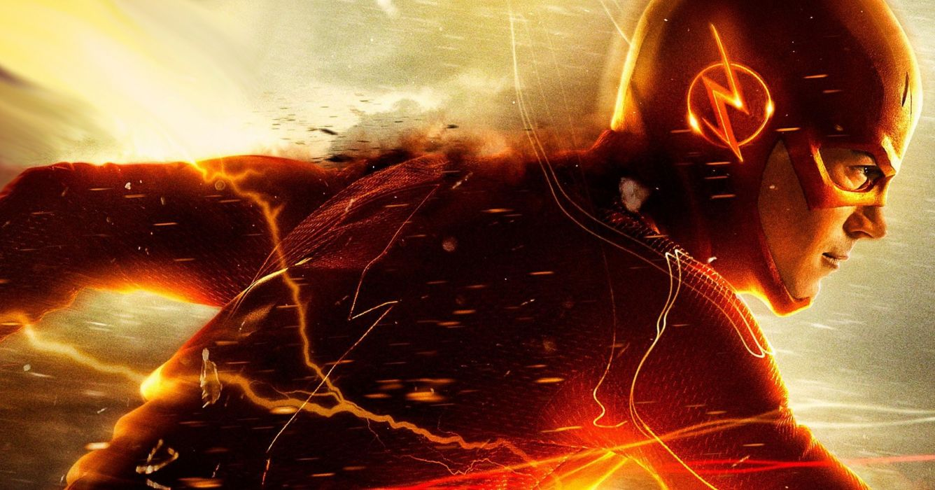 flash serie tv ciencia ficcion wallpaper
