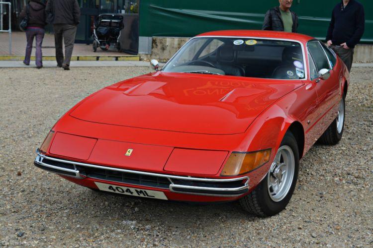 ferrari 365 gtb4 daytona cars coupe classic wallpaper