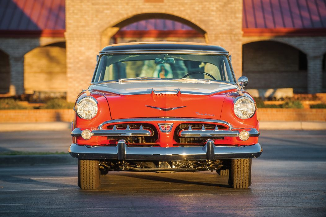 1956 Dodge Royal Lancer 2-door Hardtop classic cars wallpaper
