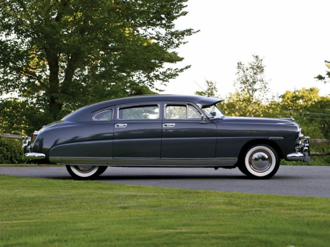 1948 Hudson Commodore Eight Sedan cars classic wallpaper