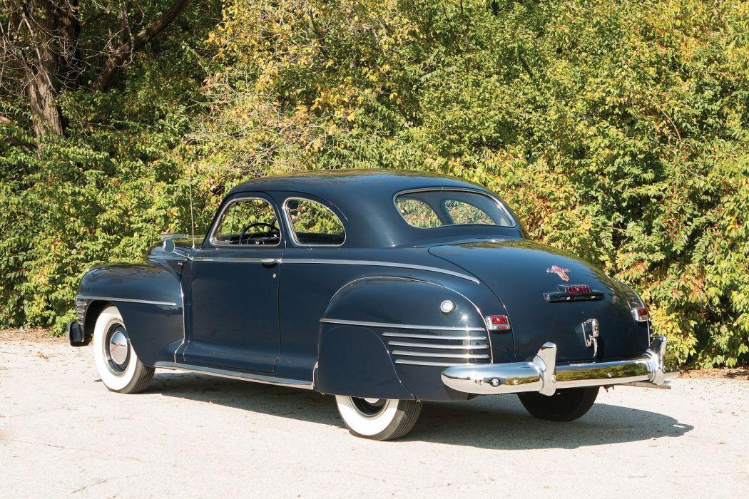 1942 Chrysler Windsor Club CoupDu cars classic wallpaper