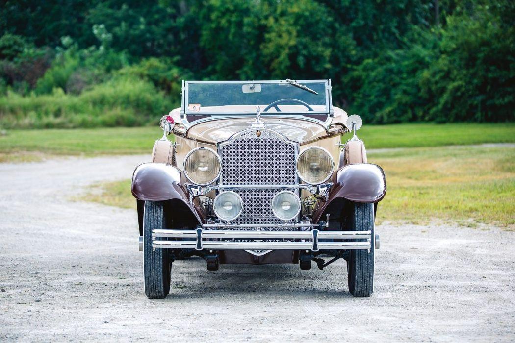 1930 Packard Standard Eight Roadster classic cars wallpaper