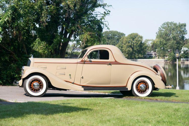1934 Pierce-Arrow Model 840A 2-passenger Coupe classic cars wallpaper