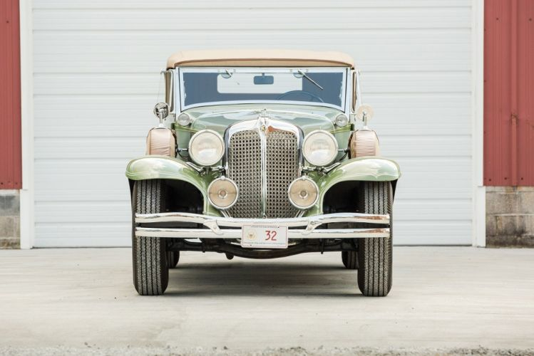 1931 Chrysler Imperial Convertible Coupe by LeBaron classic cars wallpaper