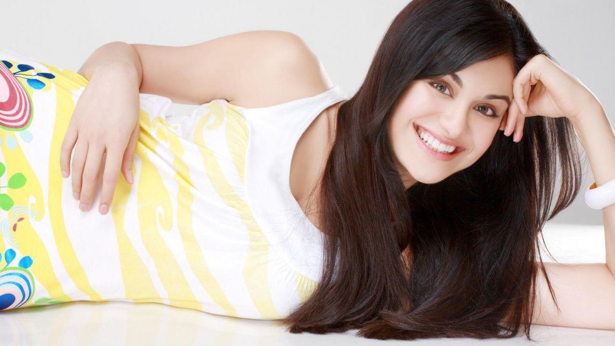 adah sharma bollywood actress model girl beautiful brunette pretty cute beauty sexy hot pose face eyes hair lips smile figure indian  wallpaper