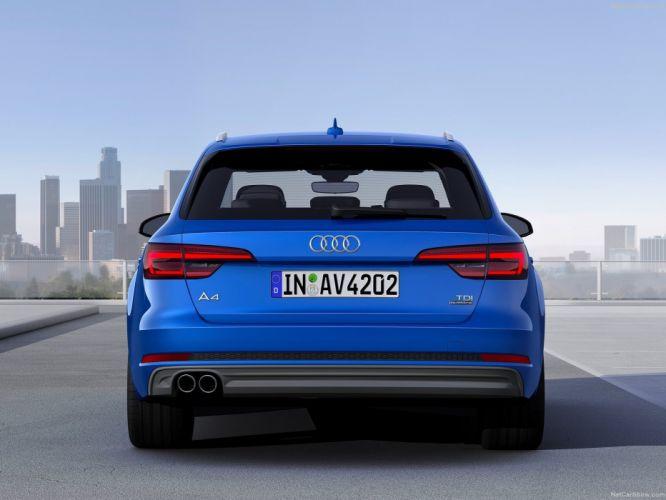 Audi-A4 Avant wagon cars tdi quattro 2016 wallpaper