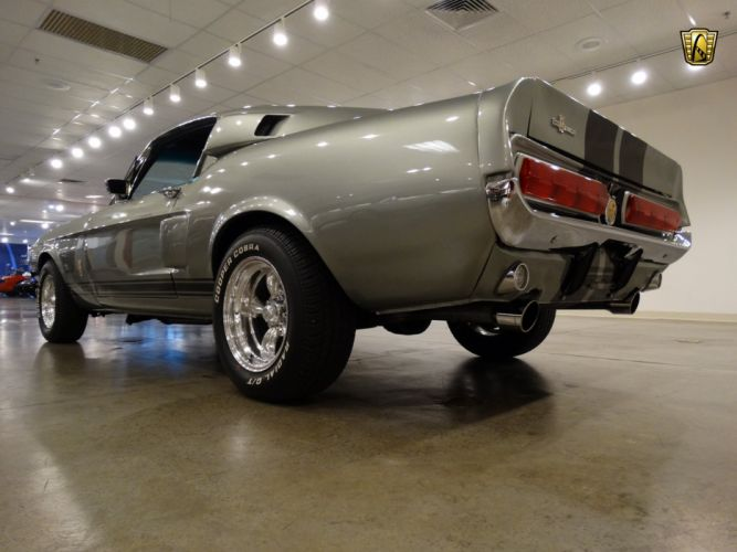 1967 Ford Mustang gt500 coupe classic cars wallpaper