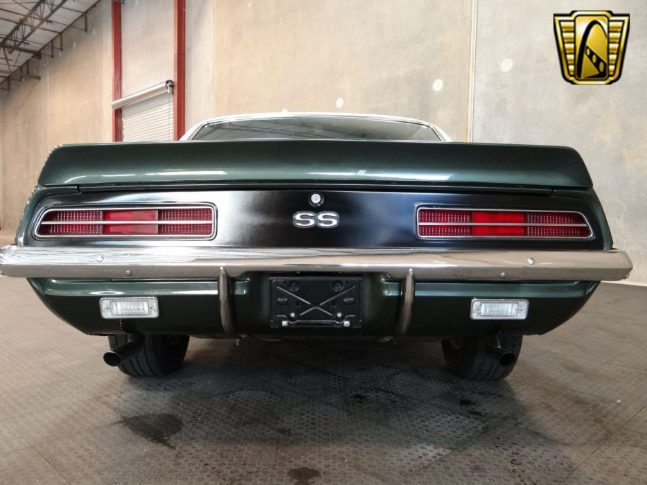 SS green coupe classic cars wallpaper