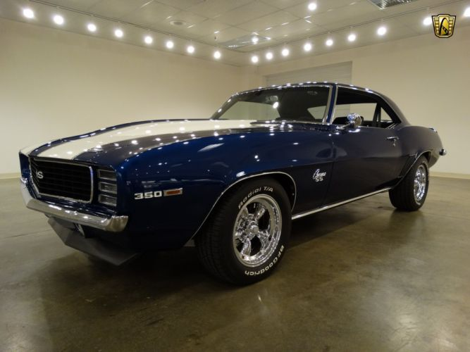 1969 Chevrolet chevy Camaro rs-ss cars coupe wallpaper