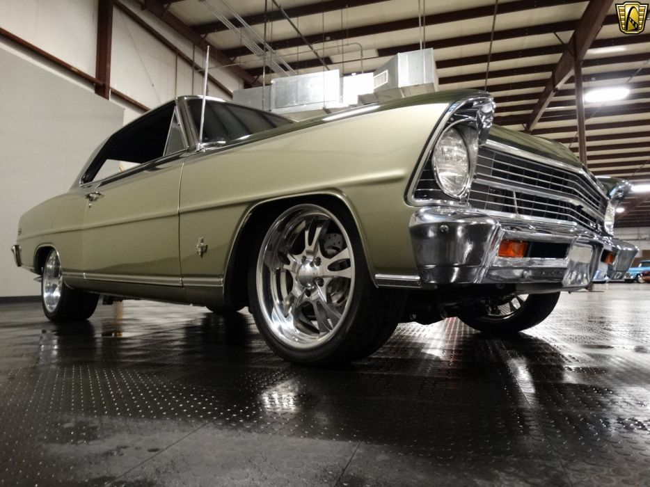 1967 Chevrolet chevy Nova SS cars coupe classic wallpaper