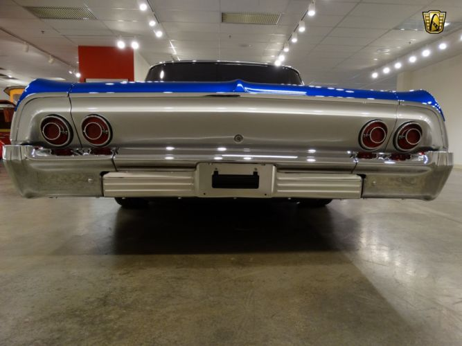 1964 Chevrolet Biscayne cars classic wallpaper