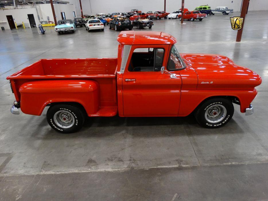 1961 Chevrolet Apache pickup cars classic custom wallpaper