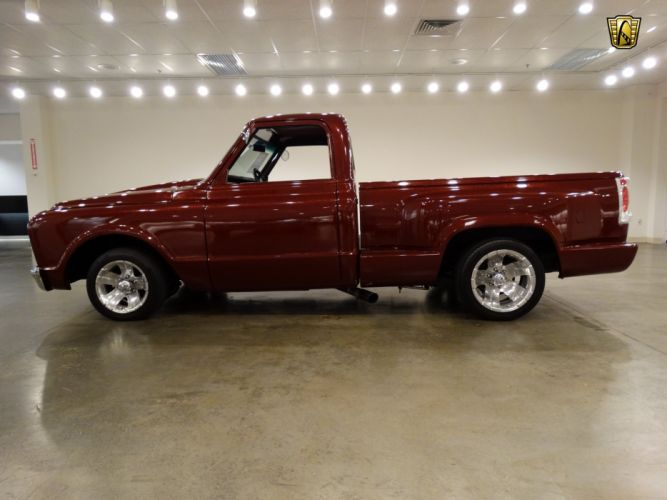1967 Chevrolet C10 pickup cars classic custom wallpaper