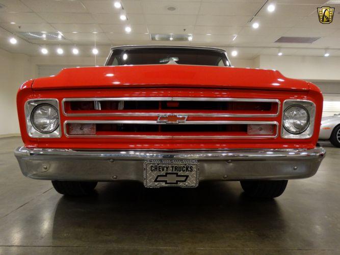 1967 Chevrolet C10 pickup cars classic custom wallpaper