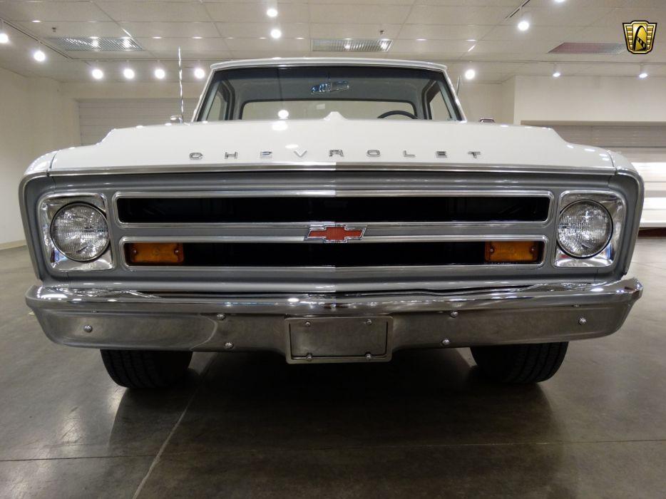 1968 Chevrolet C10 pickup cars classic custom wallpaper