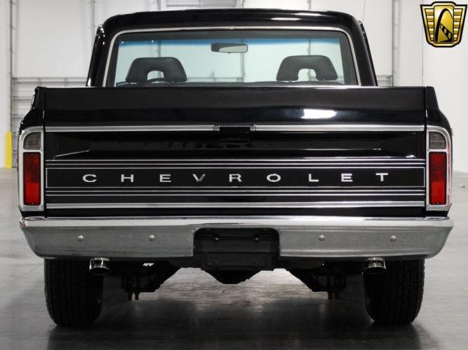 1969 Chevrolet C10 pickup cars classic custom wallpaper