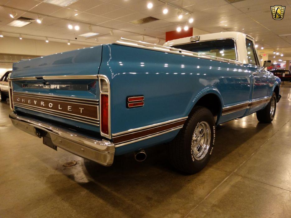 1971 Chevrolet C10 pickup cars classic custom wallpaper