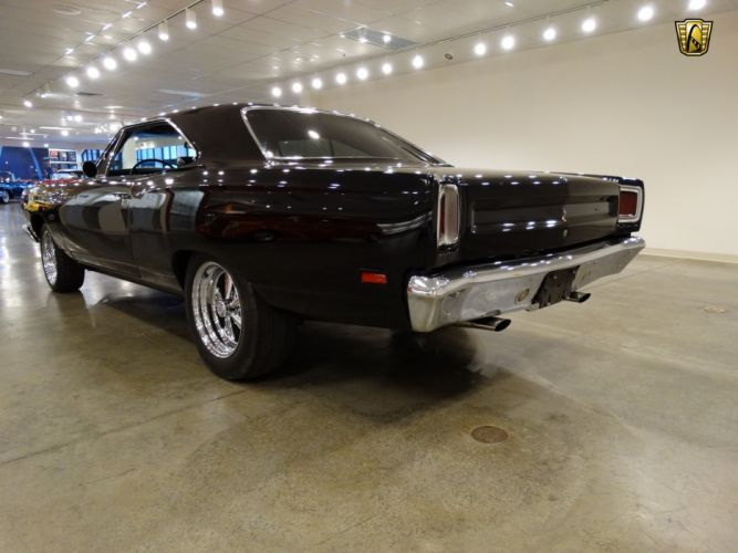 1969 Plymouth Road Runner cars classic wallpaper