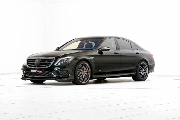 900 black brabus cars Mercedes modified rocket wallpaper