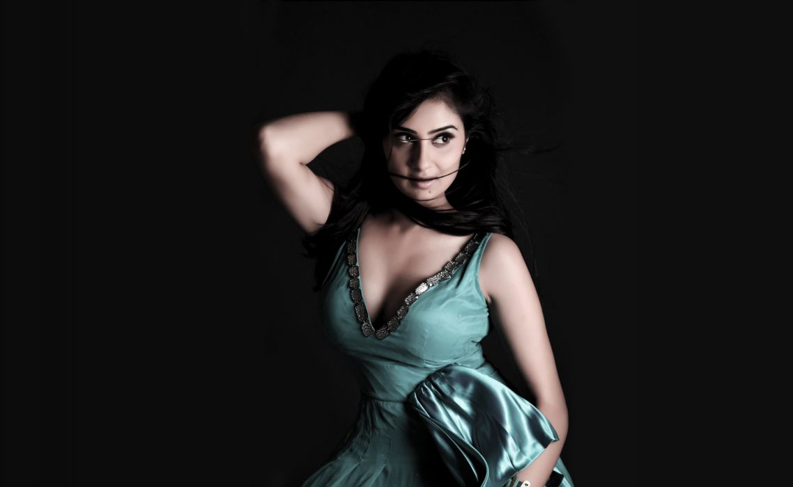 Bhanu Mehra bollywood actress model girl beautiful brunette pretty cute beauty sexy hot pose face eyes hair lips smile figure indian  wallpaper