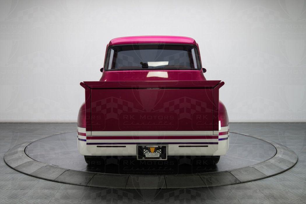 1956 Ford F100 Pickup Truck custom cars classic wallpaper