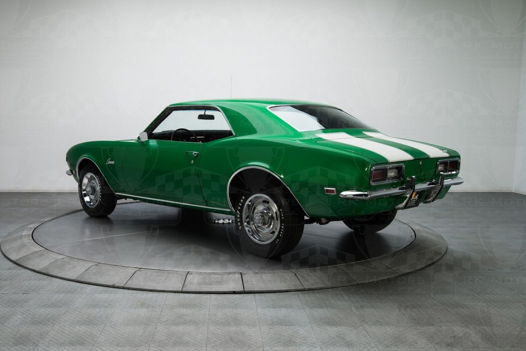 28 green coupe cars classic wallpaper
