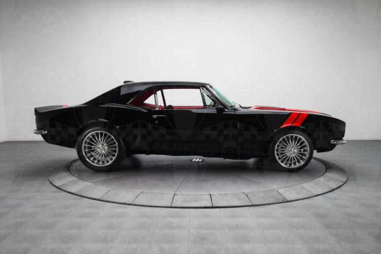1967 Chevrolet Camaro-ss coupe cars classic wallpaper