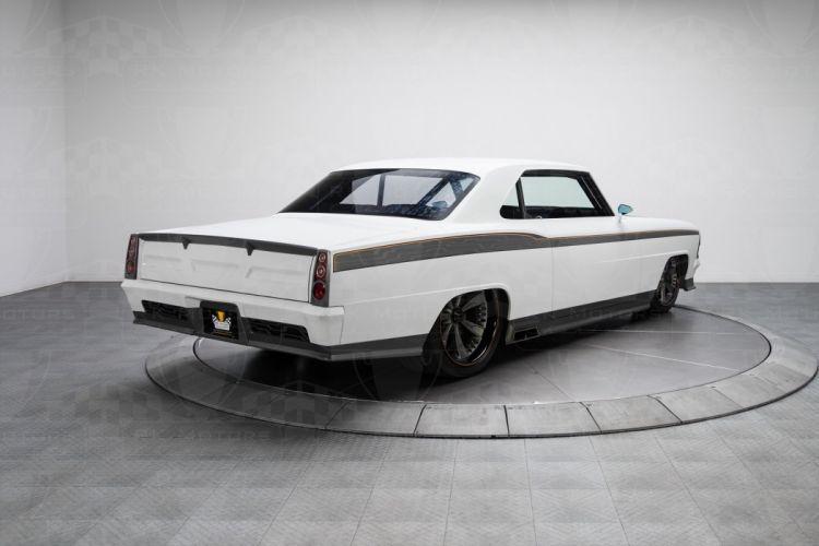1967 Chevrolet Nova Street Machine coupe cars classic wallpaper